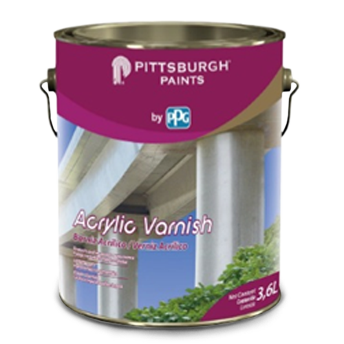 Pittsburgh Paints Acryic Varnish