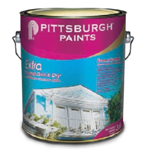 Pittsburgh Paints Extra Enamel Quick Dry